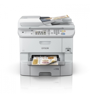Multifuncoes EPSON Tinta A4 WorkForce Pro WF-6590DWF 21ppm