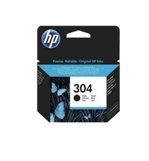 Tinteiro HP 304 Preto N9K06A 4ml 100 Pág.