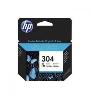 Tinteiro HP 304 Cor N9K05A 2ml 120 Pág.