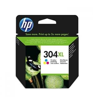 Tinteiro HP 304XL Cor N9K07A 7ml 300 Pág.
