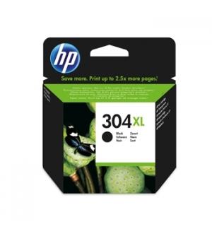 Tinteiro HP 304XL Preto N9K08A 5,5ml 300 Pág.