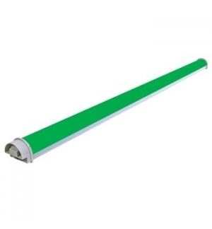 Tubo LED 144 Leds 1030x50mm Verde