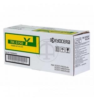 Toner Ecosys M6035/M6535 (TK5150Y) Amarelo