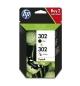 Tinteiro OfficeJet 3800 (X4D37A) nº302 Multipack Preto/Cor