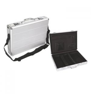 Mala em aluminio para computador portatil 425x305x80mm
