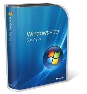 Microsoft Windows Vista Business Português Upgrade DVD