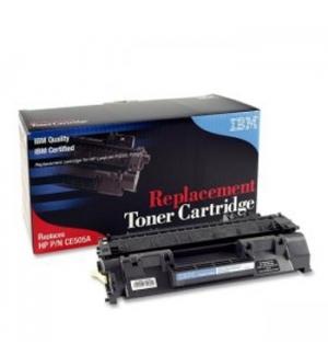 Toner IBM p/HP LaserJet P2035/2050/2055A (CE505A) Preto
