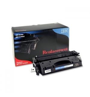 Toner IBM p/HP LaserJet P2050/P2055A (CE505X) Preto