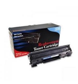 Toner IBM LaserJet P1505 (CB436A) Preto
