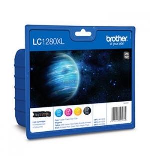 Pack Tinteiros Brother LC1280XLVALBP 4 Cores