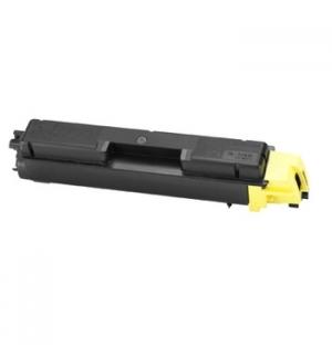 Toner LD FS-C2026MFP/FS-C2126MFP/C5250DN (TK590Y) Amarelo