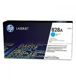 Drum HP Laserjet 828A Enterprise MFP M880z/M855 Azul