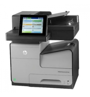 Multifuncoes HP Tinta A4 OfficejetEnterprise Color X585F MFP