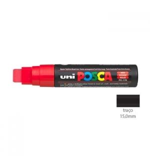 Marcador Uniball Posca PC-17K 15,0mm Vermelho 1un