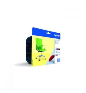 Tinteiro MFCJ5620DW Pack 4 Cores Alta Capacidade