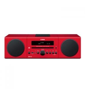 Sistema Micro Hi-Fi Yamaha MCR-142 Vermelho