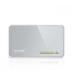 Switch TP-Link TL-SF1008D 8 Port 10/100 Mbps