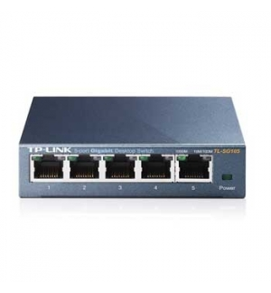 Switch TP-Link TL-SG105 5 Port Gigabit Metal