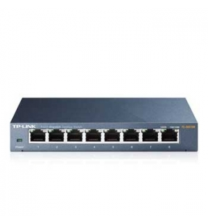 Switch TP-Link TL-SG108 8 Port Gigabit Metal