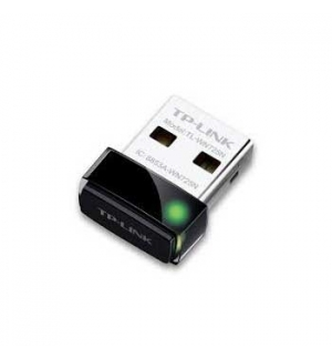 Adaptador TP-Link TL-WN725N N150 Wireless Nano USB 150Mbps