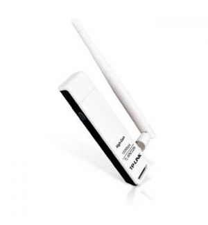 Adaptador TP-Link TL-WN722N N150 Wireless Powerful USB 150Mb