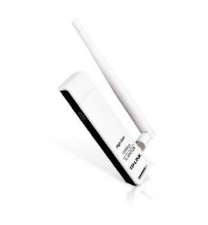 Adaptador TP-Link TL-WN722N N150 Wireless Powerful USB 150Mb