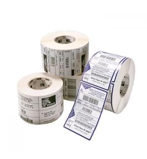 Etiquetas ZEBRA Papel MatePremium 2000T 102x152mm 4 Rolos