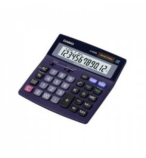 Calculadora de Secretaria Casio DH12TER 12 Digitos