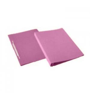 Classificadores Cartao 350gr c/Ferragem Rosa Pack100
