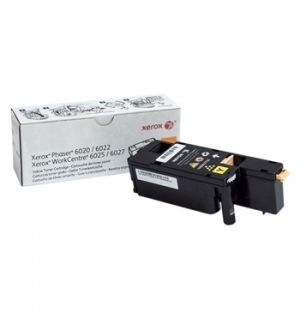 Toner Phaser 6020/6022 Workcentre 6025/6027 Amarelo