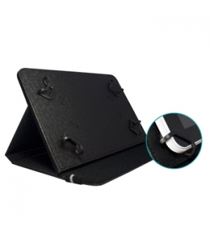 Capa Tablet King Safe 7 a 8 Pol Preto