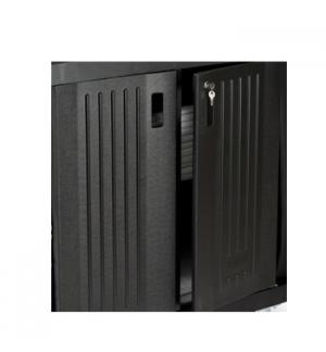 2 portas com fechadura para Carro FG618900/FG619000