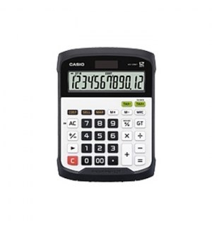 Calculadora de Secretaria Casio WD320MT Branca 12 Digitos