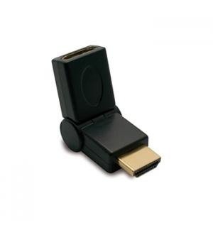 Adaptador HDMI dobravel macho/femea