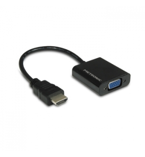Cabo conversor HDMI/VGA 1.5mts