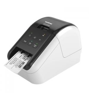 Impressora Termica QL-810W Preto/Vermelho