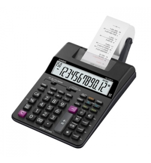 Calculadora de Secretaria Casio HR150RCE 12 Digitos c/ Fita