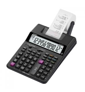 Calculadora de Secretaria Casio HR200RCE 12 Digitos c/ Fita