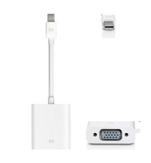 Adaptador mini-Displayport / VGA