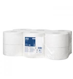 Papel Higienico (Jumbo) 170mts 2Fls TORK T2-12un