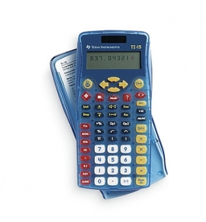 Calculadora Grafica Texas TI 15