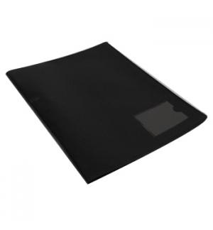 Dossier Plastico 2000 c/Mola 134PL Preto