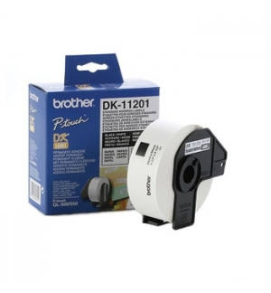 Etiquetas 29x90mm p/QL-500/550/560/570/580N-400un
