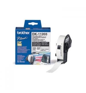 Etiquetas17x87mmp/QL-500/550/560/570/580N/1050- 300un