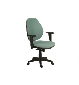 Cadeira Operativa Giratória Maxi Cor Preto