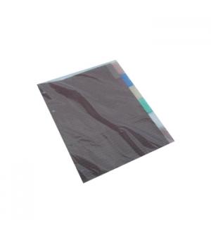 Separadores A5 Plastico - 6un (6 cores)