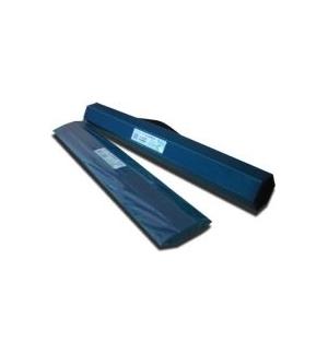 Porta Desenhos Tubo Plast 61.4cm C/Tira Transporte (592)