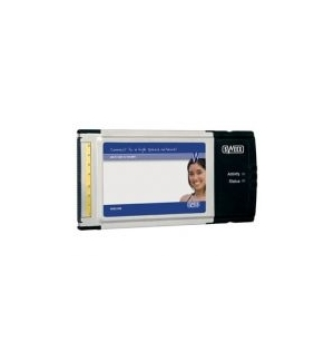 PC Card Sweex Wireless Lan 54 Mbps