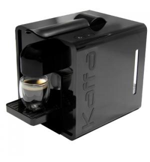 Máquina Café Cápsulas Kaffa Colors Preto