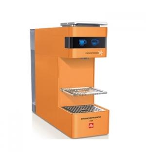 Máquina Café Cápsulas ILLY Y3 Iperespresso Laranja